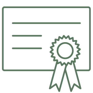 Ergonomic Certification Icon