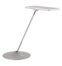 Horizon Light LED Task Light, Silver
