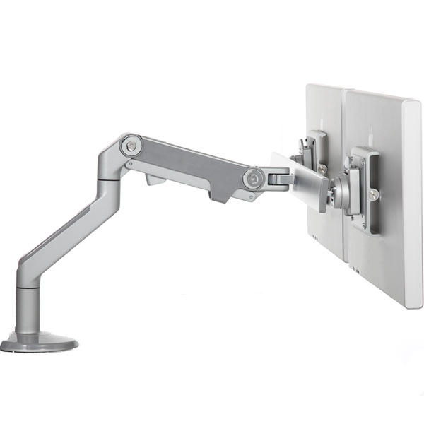 M8 Crossbar Dual Monitor Mount