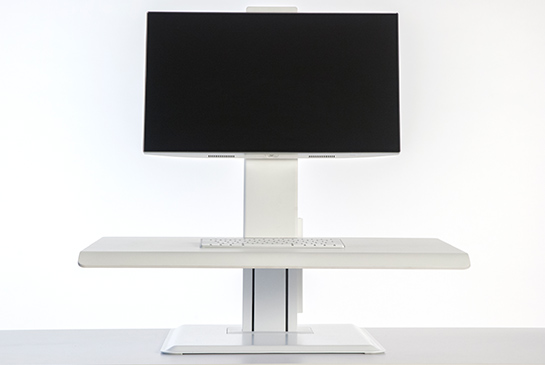 Humanscale Introduces QuickStand Eco — the Next Generation in Sit/Stand Workstations