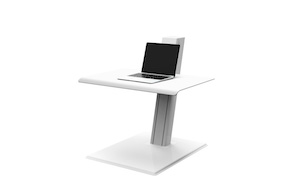 QuickStand Eco, Laptop, White