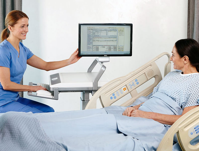 T7 Point-of-Care Technology Cart
